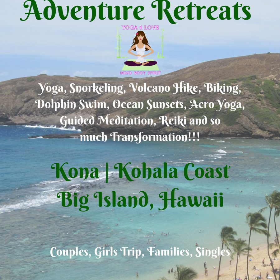 Hawaii Yoga 4 Love Adventure Retreats