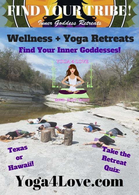 Yoga 4 Your Inner Goddess Retreats