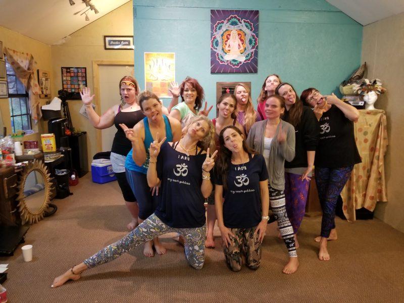 Yoga 4 Love Goddess Tribe